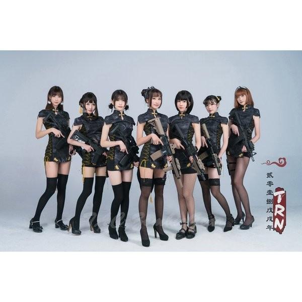 武装娘 戦術チャイナドレス/Typhon|tac-zombiegear|02