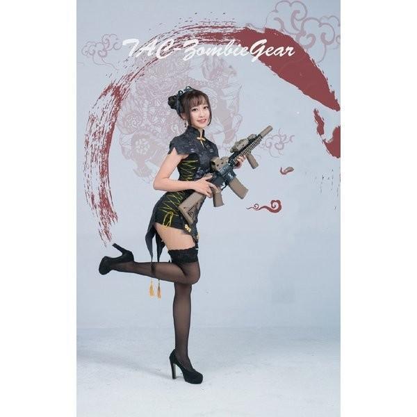 武装娘 戦術チャイナドレス/Typhon|tac-zombiegear|03