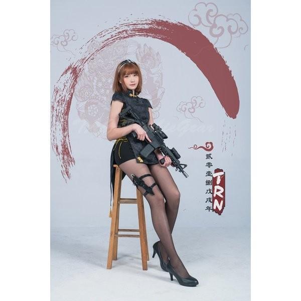武装娘 戦術チャイナドレス/Typhon|tac-zombiegear|04