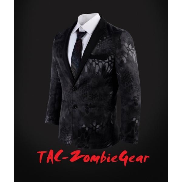 TYPHONスーツジャケット|tac-zombiegear