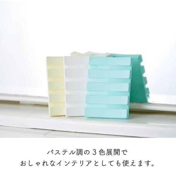 珪藻土 ソープディッシュ 石けん置き 500ポイント消化 3色展開 送料無料 tachibana-youhinten 03