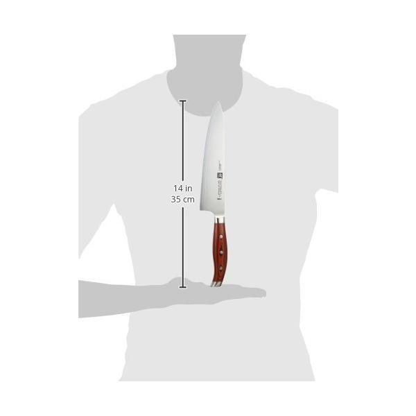 Zwilling ツヴィリング ツインセルマックス MD67 シェフナイフ 200mm 洋包丁 包丁 ダマスカス 30881-206 tachibanamarketpro 02