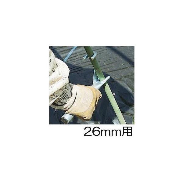 支柱ヌキサシ君 農業支柱用 φ26mm用 35310 浅野木工所 (zmQ2)