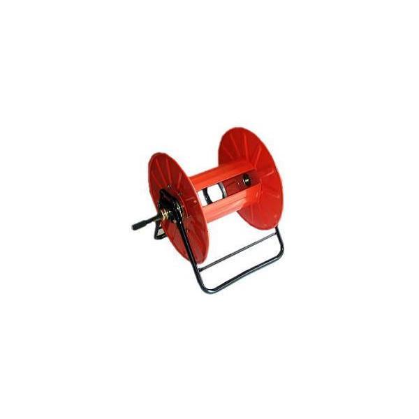 動噴ホース巻取機 ストロングリール SL-100 (G1/4捩戻し付) 1319000 巻取り容量8.5mm×100m 永田製作所