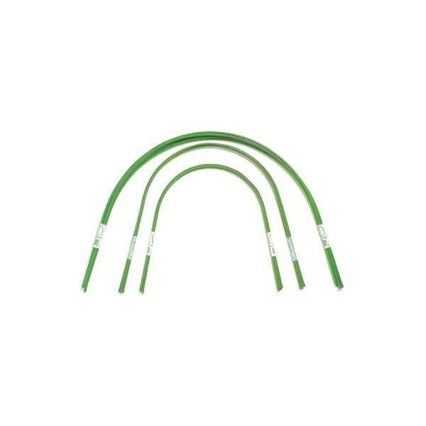 菜園 トンネル支柱 苗代型 11A-7 長さ2100幅1200高さ680mmh380mm 50本セット 第一ビニール