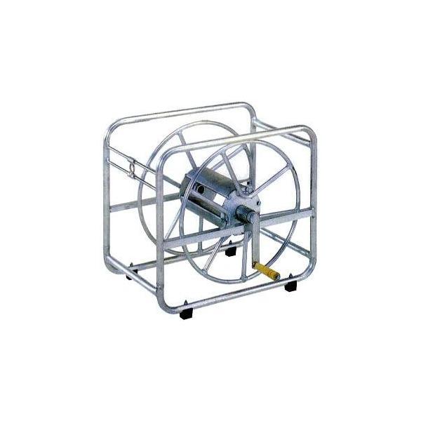 アルミ製 動噴ホース巻取機 MA-2B 法人個人選択 [スプレーホース巻取機 動噴] yuas