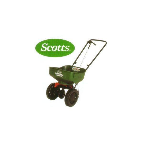 スコッツ 芝生肥料散布機 エッジガードミニ SEG-1500M (15L) キンボシ ゴールデンスター ロータリー式肥料散布機