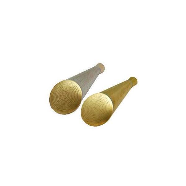 根岸産業 ステンレス製・真鍮製 6号用 斜口 (どちらか選択)