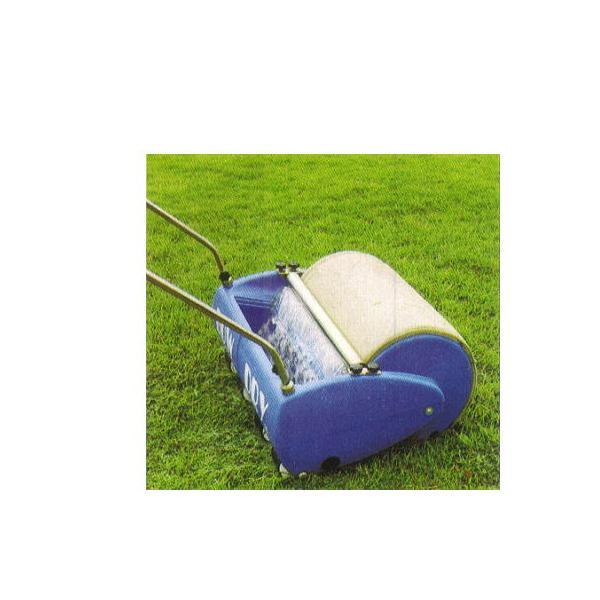 芝生の水たまりを素早く吸水 除水ローラー CL472-000X-MB 山崎産業 [ゴルフ場 整備 除水機]