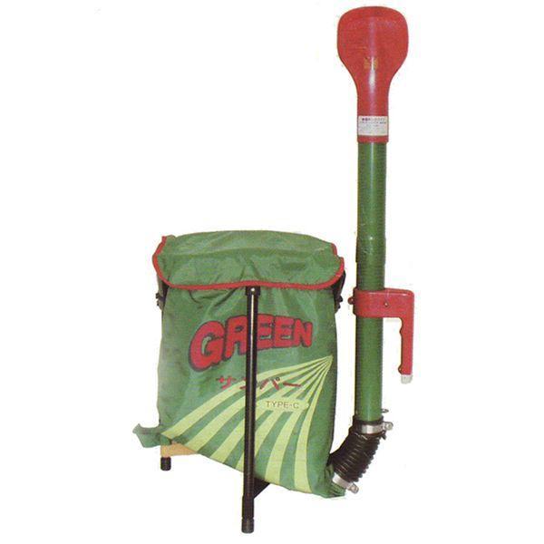 グリーンサンパー タイプ-C ヤマト農磁 肥料散布機 (zsヘ)