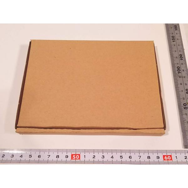 茶ダンボール箱 厚み2cm(内寸153×110×17)