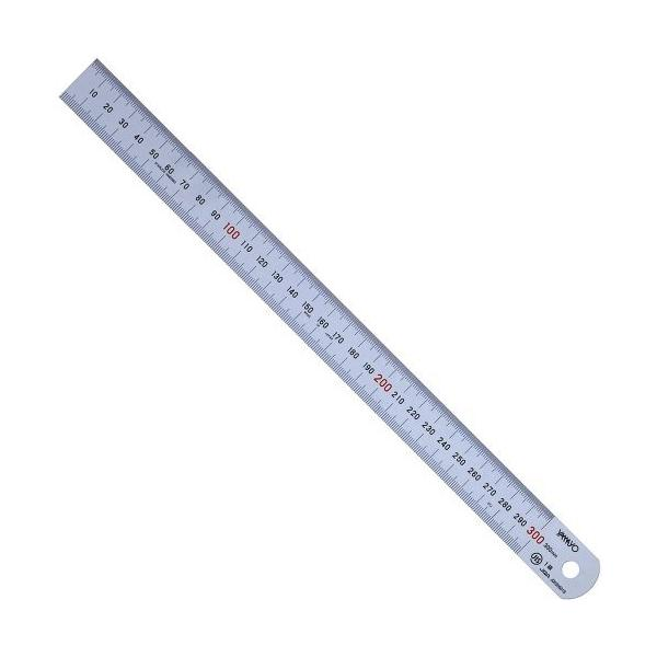 ヤマヨ測定機 ステンレス直尺  gs30 ヤマヨ測定機 4957111692203(500セット)