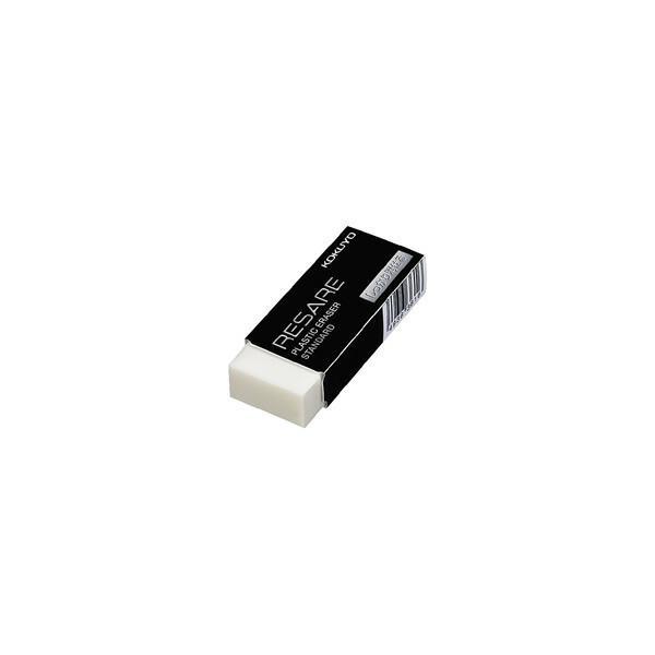 コクヨS&T プラスチック消しゴム リサーレ ケシ-3N コクヨ 49363616(10セット)