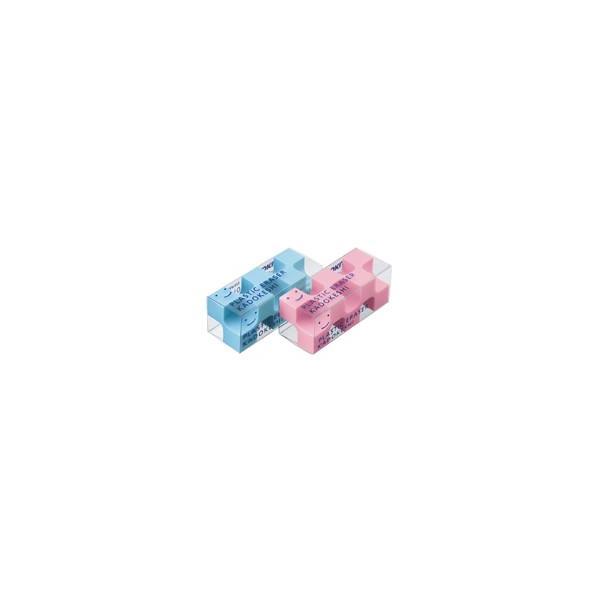【121円×10セット】KOKUYO(コクヨ)消しゴムカドケシプチ ケシ-U750-3 (10セット)