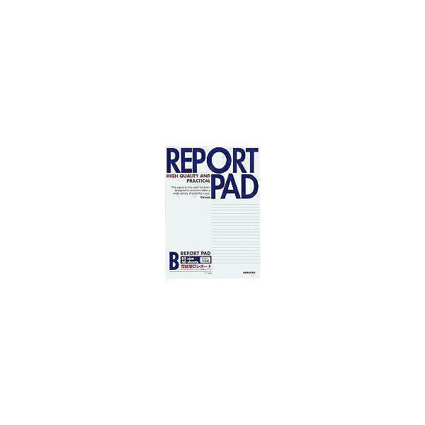 コクヨ レポート用紙B5 レ-735 B罫 コクヨ 4901480193816