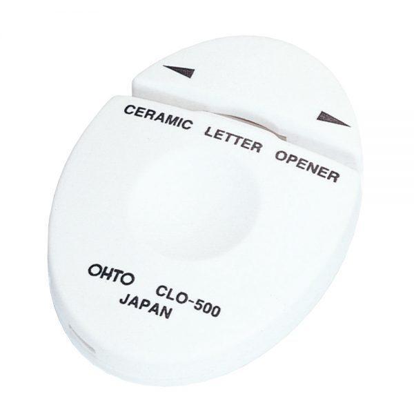 オート セラミックレターオープナー CLO−500シロ (※メーカーからの取り寄せになります)