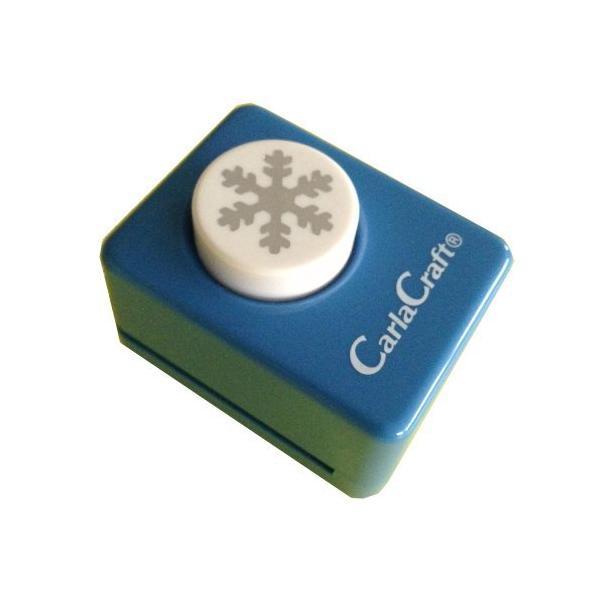 【394円×240セット】カール クラフトパンチ ユキ-B CP-1N カール事務器 4971760280413(240セット)
