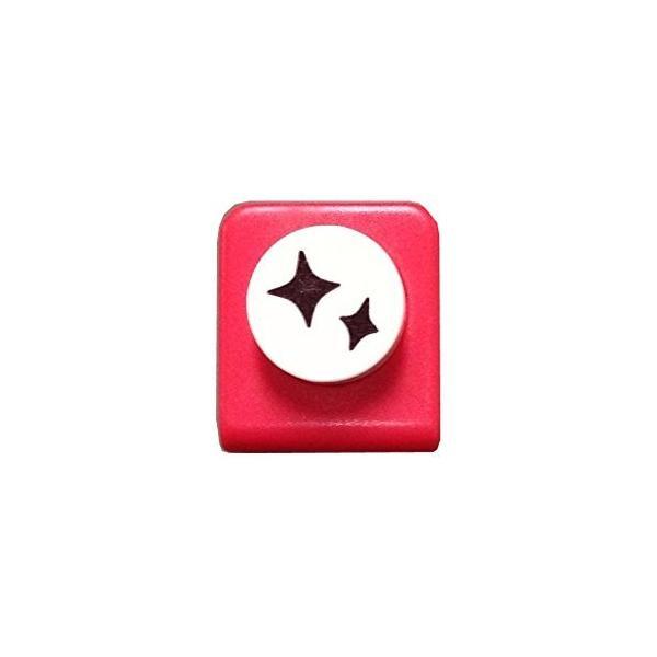 【303円×20セット】カール事務機 ミニクラフトパンチ ミニダイヤ CN12119 カール事務器 4971760804299(20セット)