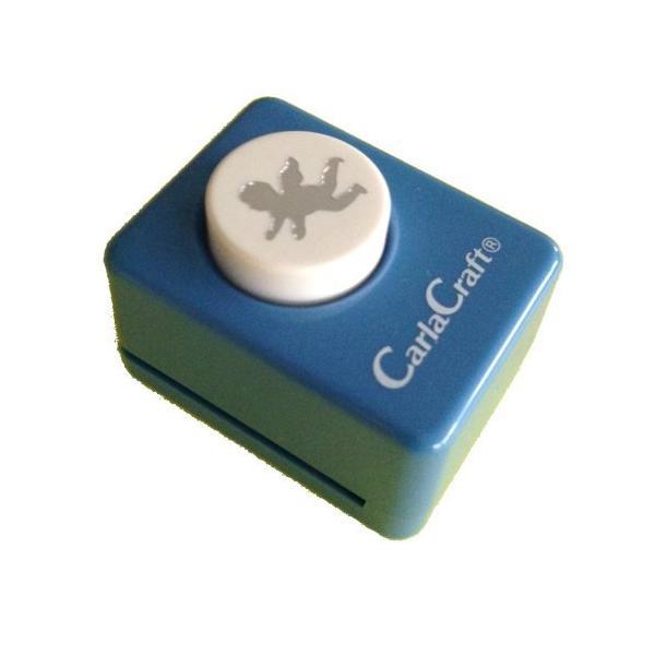 【394円×240セット】カール事務器 スモールサイズ クラフトパンチ  CP-1エンジェル-A カール事務器 4971760144500(240セット)