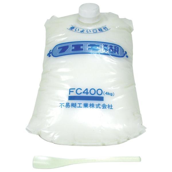 フエキ でんぷんのり 補充用 FC400 4kg(10セット)
