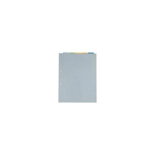 キングジム カバー付カラーインデックス A4S 103T