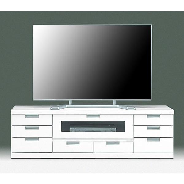 テレビボード リビングボード 開き戸タイプ 150cm ウィル(ホワイト/白)|taiho-kagu