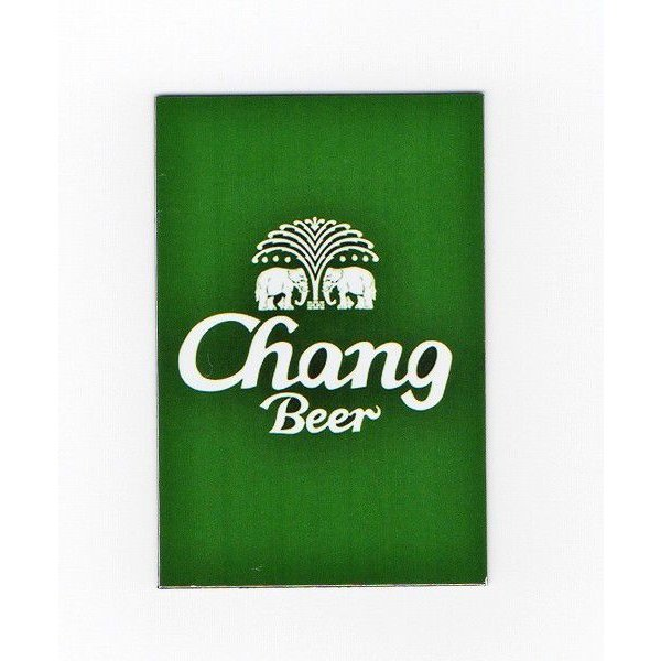 マグネット 磁石 チャーン ビール t-B タイ雑貨 アジアン 旅行 海外 お土産 おみやげ|taikokuya
