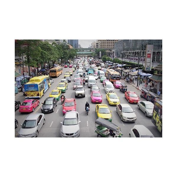ステッカー タイ 雑貨 アジアン シール / タイ王国 国旗 ステッカー(THAI) M サイズ t-F / お土産 おみやげ 海外 旅行 アジア|taikokuya|04