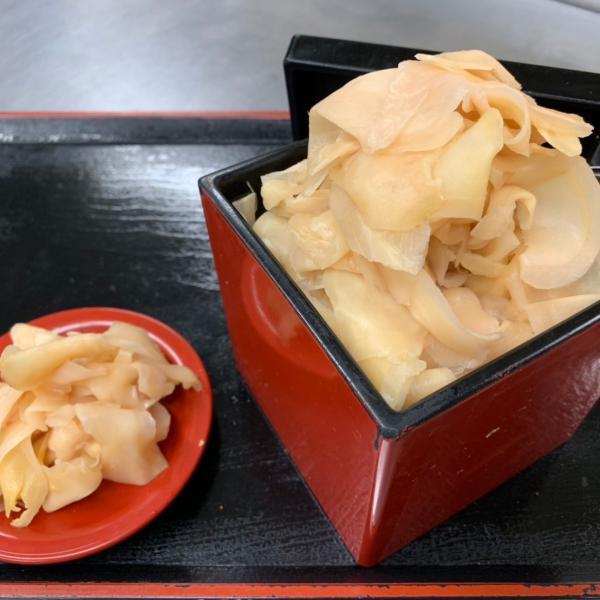 新 生姜 漬物