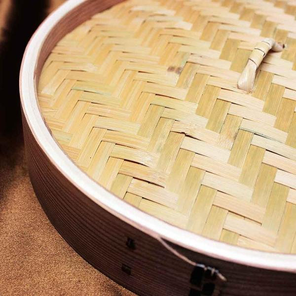 直径24cm プレミアム中華蒸篭2点セット(蓋1個、身1個)(冷凍商品との同梱OK)|taipei|03