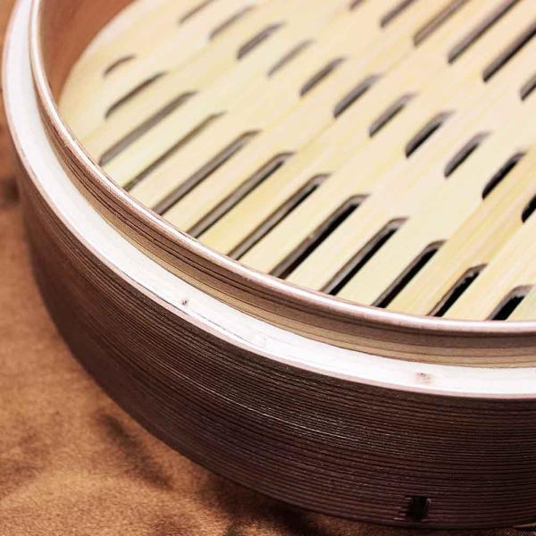 直径24cm プレミアム中華蒸篭2点セット(蓋1個、身1個)(冷凍商品との同梱OK)|taipei|05
