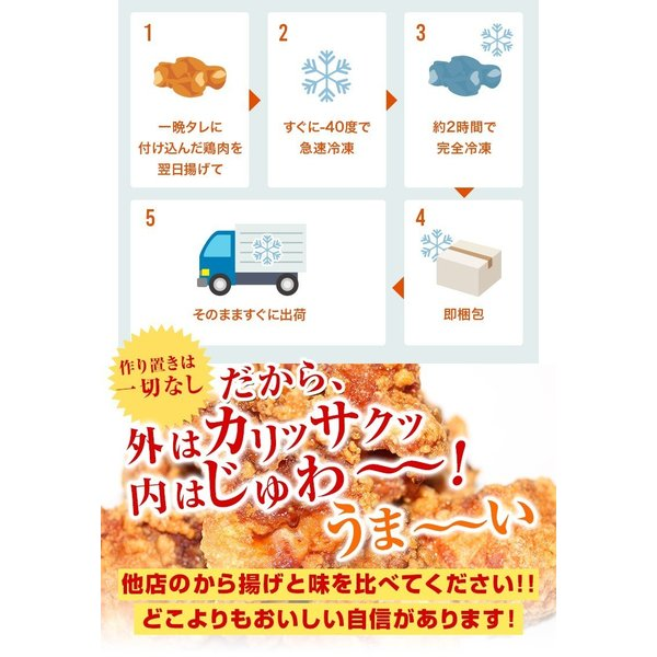 送料無料 340万個完売 邱益欽の手作り 台湾鶏から揚げ&特製香りソース付き(冷凍16個入り 8個入り袋×2)|taipei|09