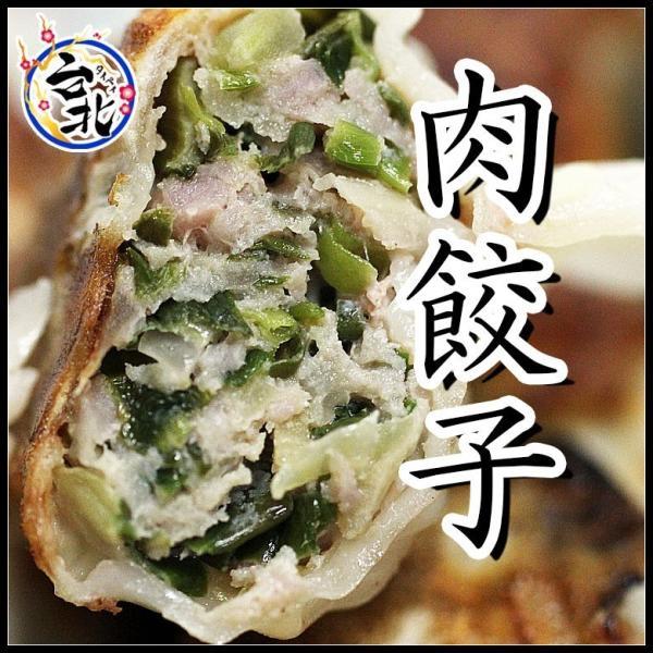 送料無料手作り肉餃子24個セット(簡易包装) taipei 02