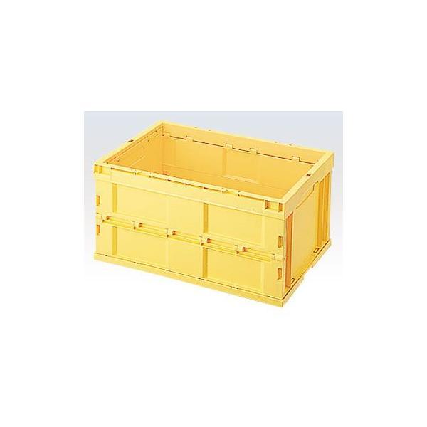 セキスイ 折りたたみ コンテナ ボックス OC-40L 5個入 外寸 530 × 366 × 271|tairaml|03