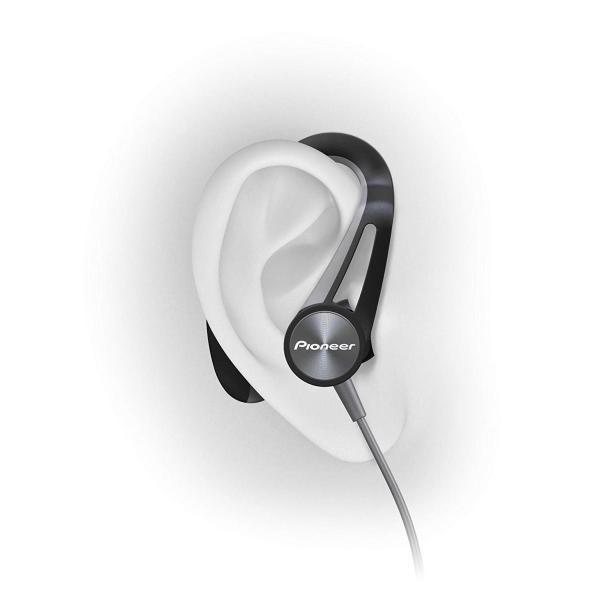 パイオニア Pioneer SE-E7BT Bluetoothスポーツイヤホン 防滴仕様 グレー SE-E7BT(H) 国内正規品|taisei-sunflower|02
