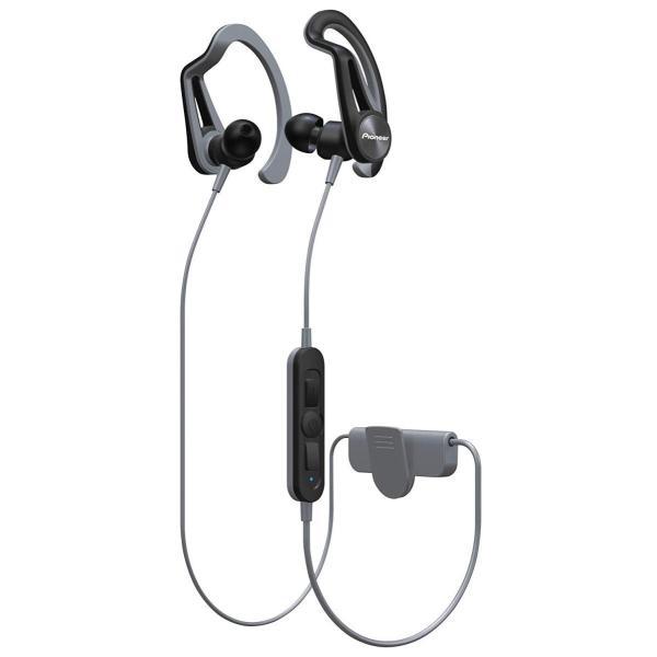 パイオニア Pioneer SE-E7BT Bluetoothスポーツイヤホン 防滴仕様 グレー SE-E7BT(H) 国内正規品|taisei-sunflower|11