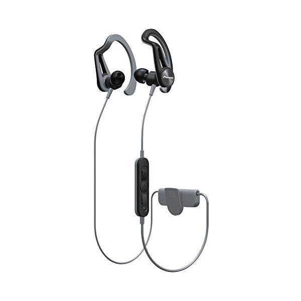 パイオニア Pioneer SE-E7BT Bluetoothスポーツイヤホン 防滴仕様 グレー SE-E7BT(H) 国内正規品|taisei-sunflower|04