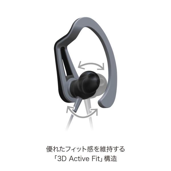 パイオニア Pioneer SE-E7BT Bluetoothスポーツイヤホン 防滴仕様 グレー SE-E7BT(H) 国内正規品|taisei-sunflower|08