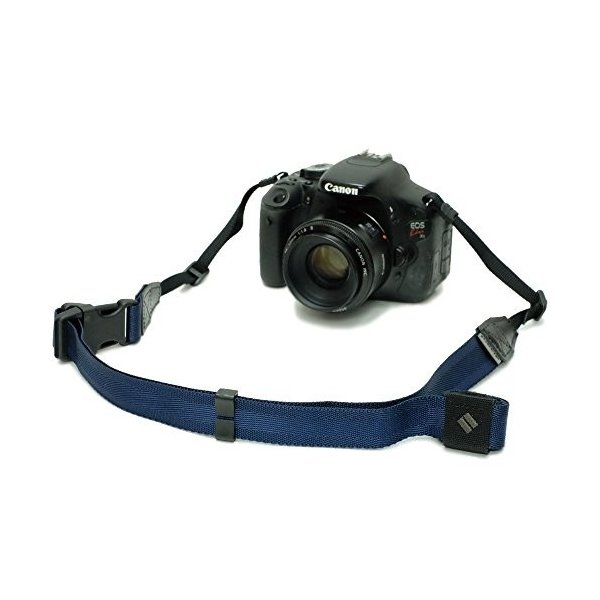 diagnl カメラストラップ Ninja Strap テープ幅 25mm Navy 513967|taisei-sunflower