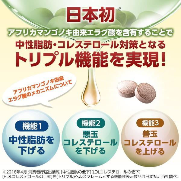 中性脂肪やコレステロールが気になる方のタブレット(粒タイプ)1袋60粒 機能性表示食品 大正製薬|taisho-directshop|02