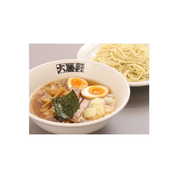 大勝軒のつけ麺(もりそば)2人前入り(簡単な作り方パンフで美味しく作れます)グルメ2016 叉焼 味付けメンマ 麺の太さ  スープの脂選べます