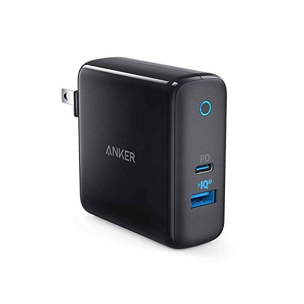 Anker PowerPort ll PD - 1 PD and 1 PowerIQ 2.0 (48W 2ポートUSB-A &|taitofoodkoushiki