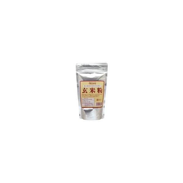 ●【オーサワ】玄米粉 300g