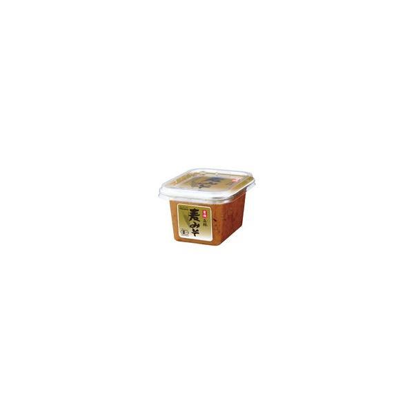 有機立科麦みそ(カップ)300g(麦)