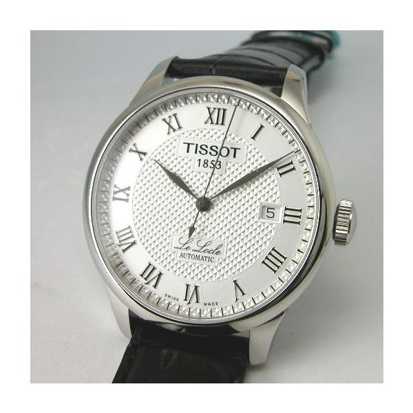 TISSOT ティソ ル・ロックル 腕時計 LE LOCLE T-CLASSIC AUTOMATIC T41.1.423.33 国内正規品|taiyodo