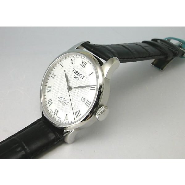 TISSOT ティソ ル・ロックル 腕時計 LE LOCLE T-CLASSIC AUTOMATIC T41.1.423.33 国内正規品|taiyodo|02