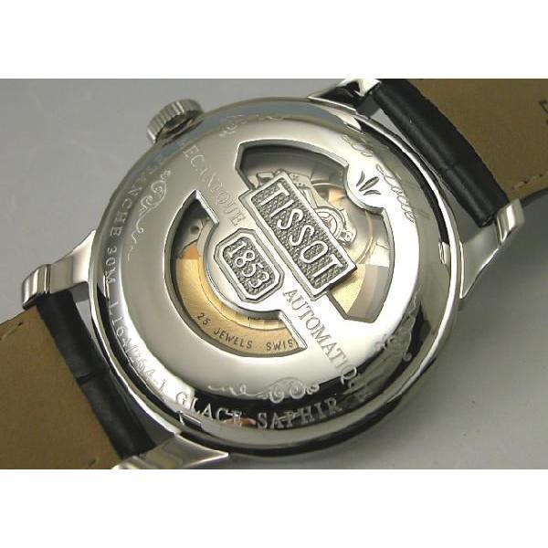 TISSOT ティソ ル・ロックル 腕時計 LE LOCLE T-CLASSIC AUTOMATIC T41.1.423.33 国内正規品|taiyodo|05
