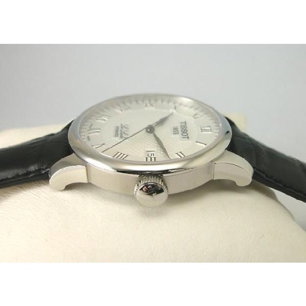 TISSOT ティソ ル・ロックル 腕時計 LE LOCLE T-CLASSIC AUTOMATIC T41.1.423.33 国内正規品|taiyodo|06