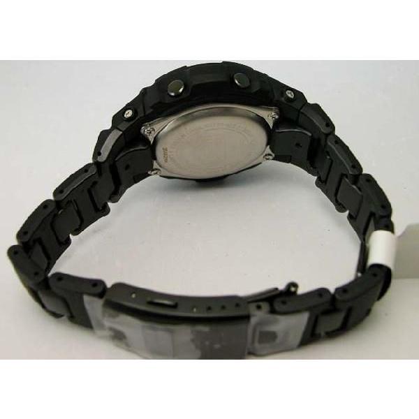 【G-SHOCK】Gショック Black×Gray Series(ブラック×グレーシリーズ)デジタルアナログコンビネーションタフソーラー電波腕時計 AWG-100BC-1CJF taiyodo 04