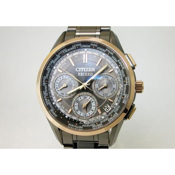 9068959d59 ... CITIZEN シチズン 腕時計 EXCEED エクシード エコドライブGPS衛星電波時計 F900 ダブルダイレクトフライト針 ...